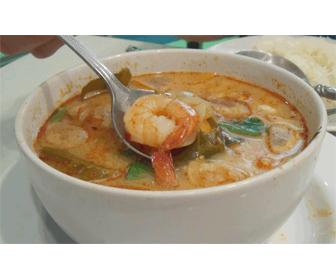 Tom Yum Goong Soup 336x280